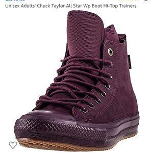 Converse waterproof high top sneaker